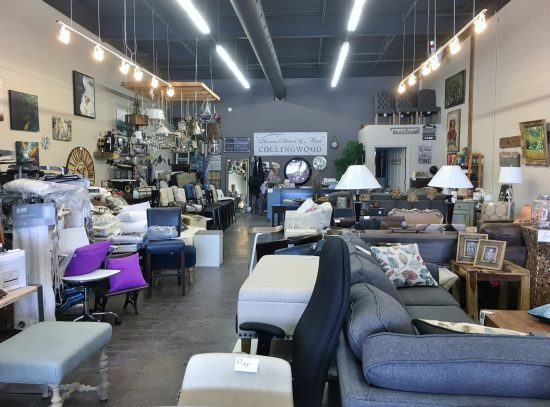 New Home Decor Store In Collingwood Rioux Baker Real Estate Team Collingwood Blue Mountains Real Estate